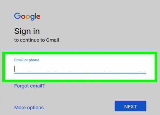 come eliminare il proprio account google
