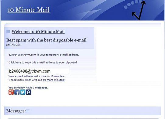 Come avere una email temporanea ed anonima gratis