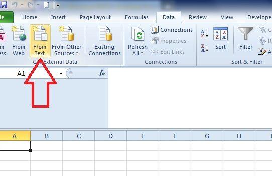 Come convertire ed aprire un file CSV in Excel