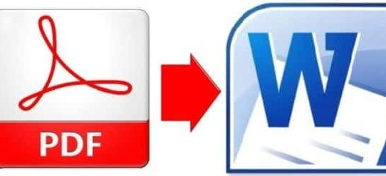 Come convertire un file PDF in un documento Word