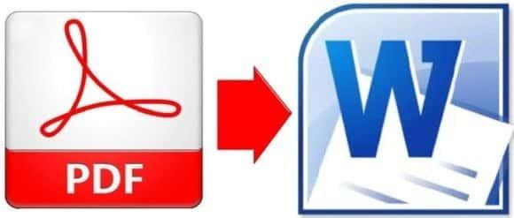 Come convertire un file PDF in un documento Word