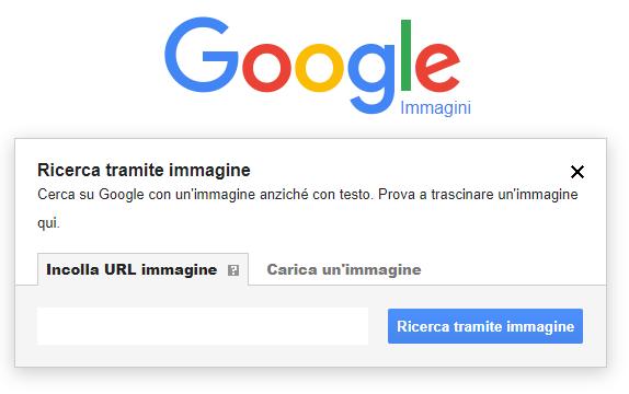 Come fare una ricerca con le immagini su Google